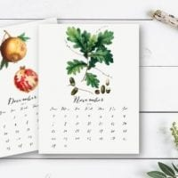 HOW TO DOWNLOAD AND PRINT A FREE CALENDAR