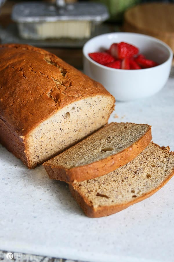 Easy Banana Bread Recipe | Today's Creative Life