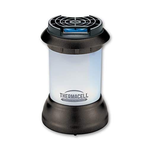 Thermacell Bristol Mosquito Repellent Patio Shield Lantern- 15-Foot Zone of Protection