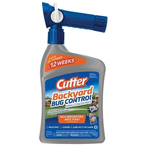 Cutter Backyard Bug Control Spray Concentrate
