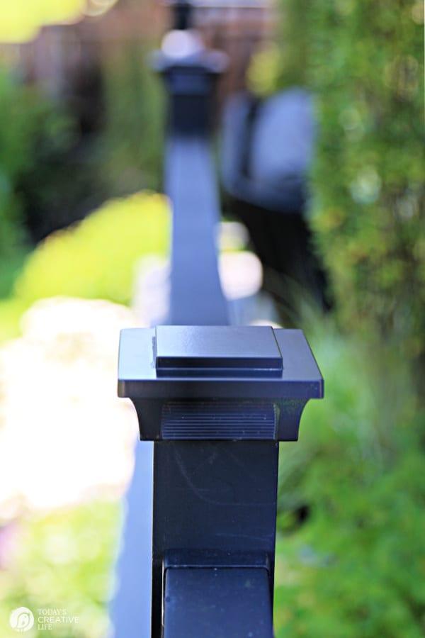 Post Cap for Deck Railing