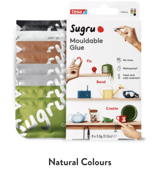 Buy Sugru Mouldable Glue