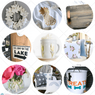Ideas for Cricut Projects