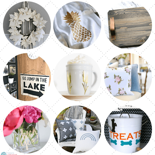 Cricut Projects for Home Decor